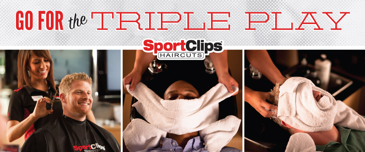 The Sport Clips Haircuts of Milford/Miami Township Triple Play